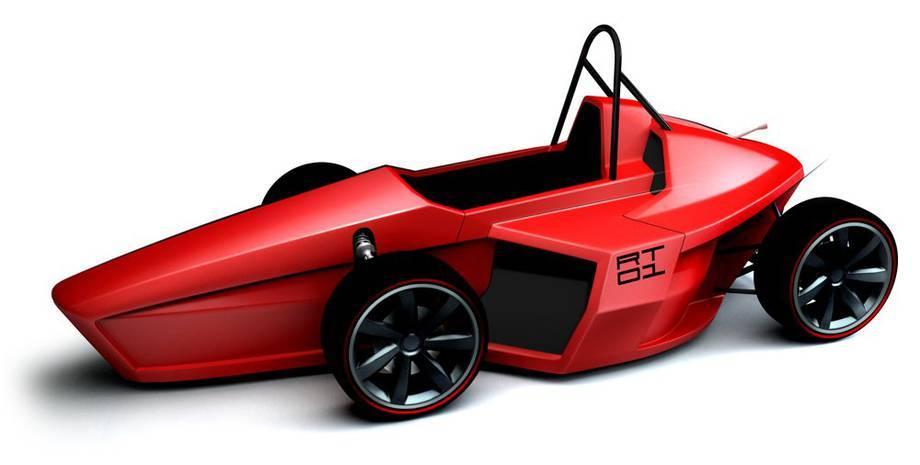 Pojazd zaprojektowany przez polskich studentów Wydziału Mechanicznego Politechniki Wrocławskiej oraz Akademii Sztuk Pięknych do startu w tegorocznym wyścigu Formuła Student, który odbędzie się na słynnym torze Silverstone w Wielkiej Brytanii.