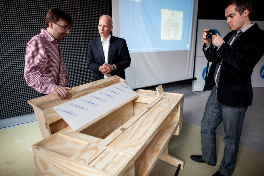 Premiera najnowszych urządzeń drukujących dla architektów, projektantów i konstruktorów - 5 czerwca 2013