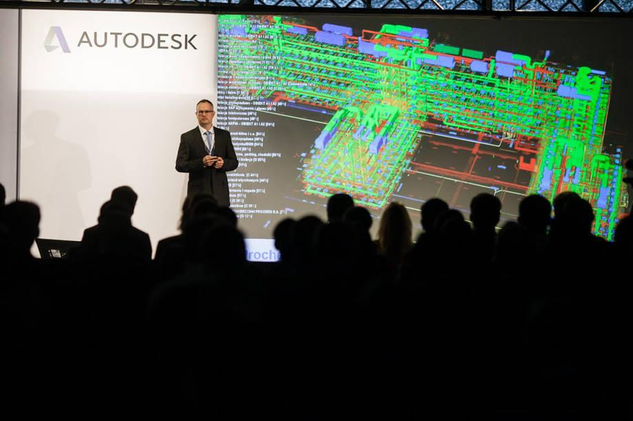 Fotorelacja z Forum Autodesk 2014 z 4 listopada