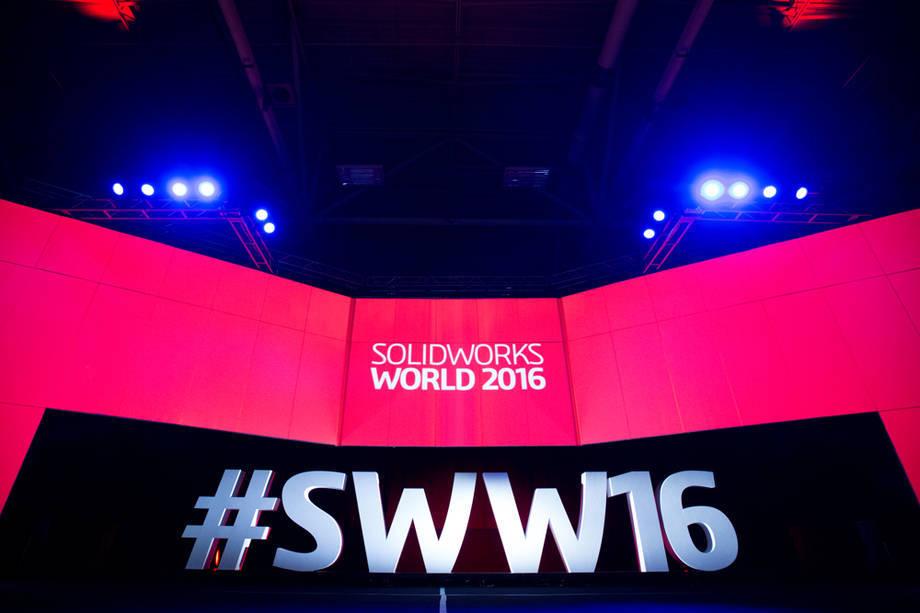SolidWorks World 2016
