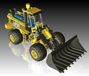 LEGO TECHNIC 8459