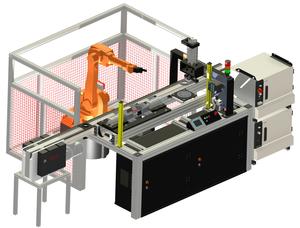 Automat do elektrodynamicznego tłoczenia