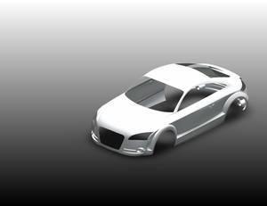 Audi TT nadwozie