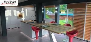 Kuchnia w TopSolid Wood