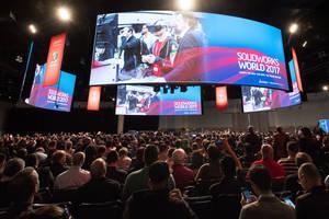 #SWW17 - SOLIDWORKS WORLD 2017 Sesja Generalna Dzień 1
