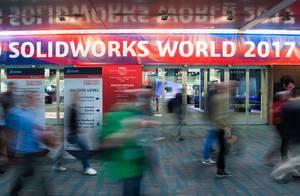 #SWW17 - SOLIDWORKS WORLD 2017 Sesja Generalna Dzień 3