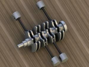 Mechanizm tłokowo-korbowy