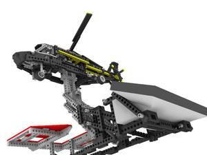 Lego Technic - Zestaw 8458-2 - Helikopter