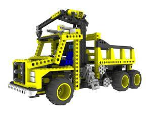 Lego Technic - Mobile Crane - 8460-2