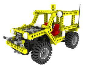 Lego Technic - 8850-1 - Rally Support Truck
