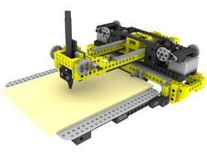 Lego Technic - Printer - 8064 TCC
