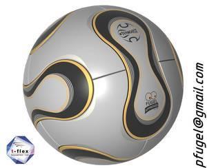 Piłka na mundial (T-Flex CAD)