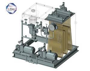 Instalacja rurowa (T-Flex CAD)