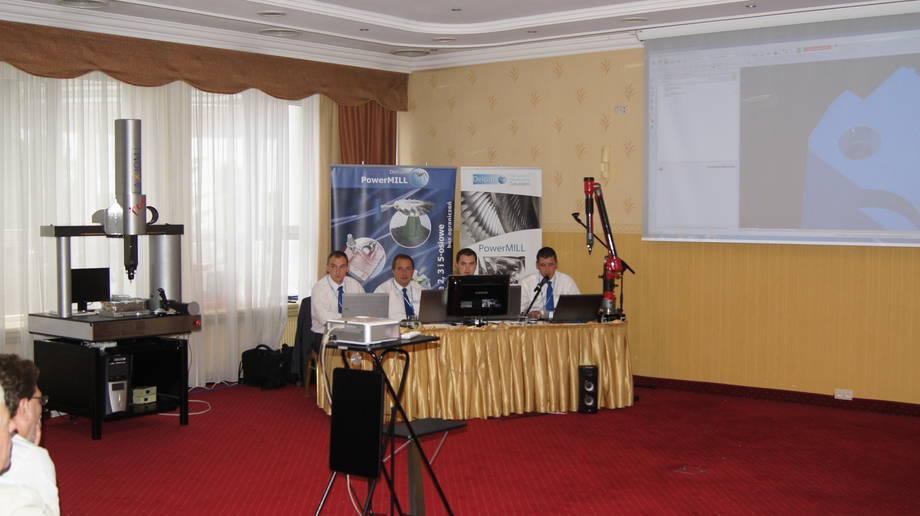 Konferencja użytkowników oprogramowania Delcam