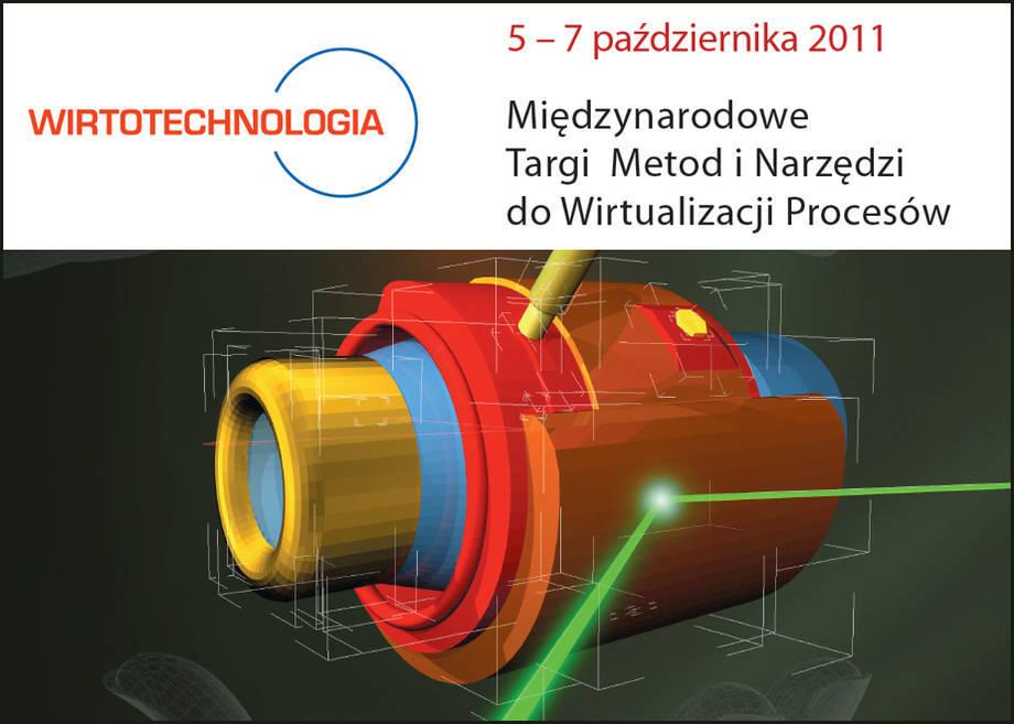Fotorelacja z targów Wirtotechnologia 5-7 października 2011