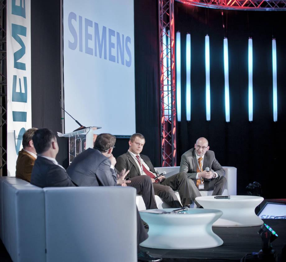 Konferencja PLM Connection organizowana przez Siemens Industry Software