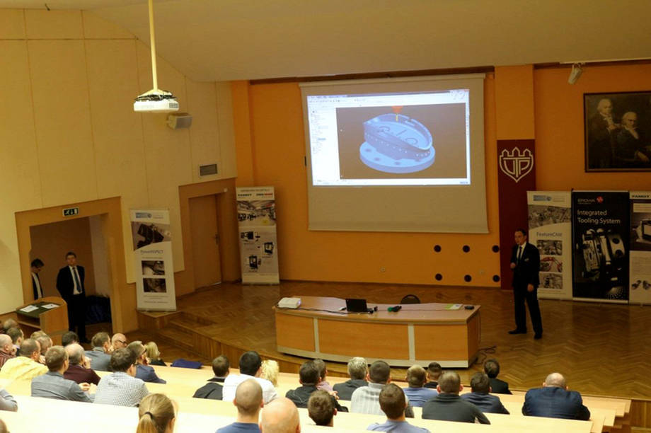 29. października 2015, Uniwersytet Technologiczno-Przyrodniczy w Bydgoszczy