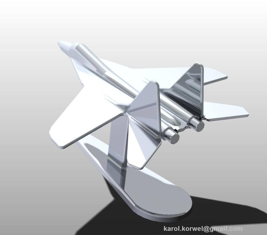 Miniatura MiG-29