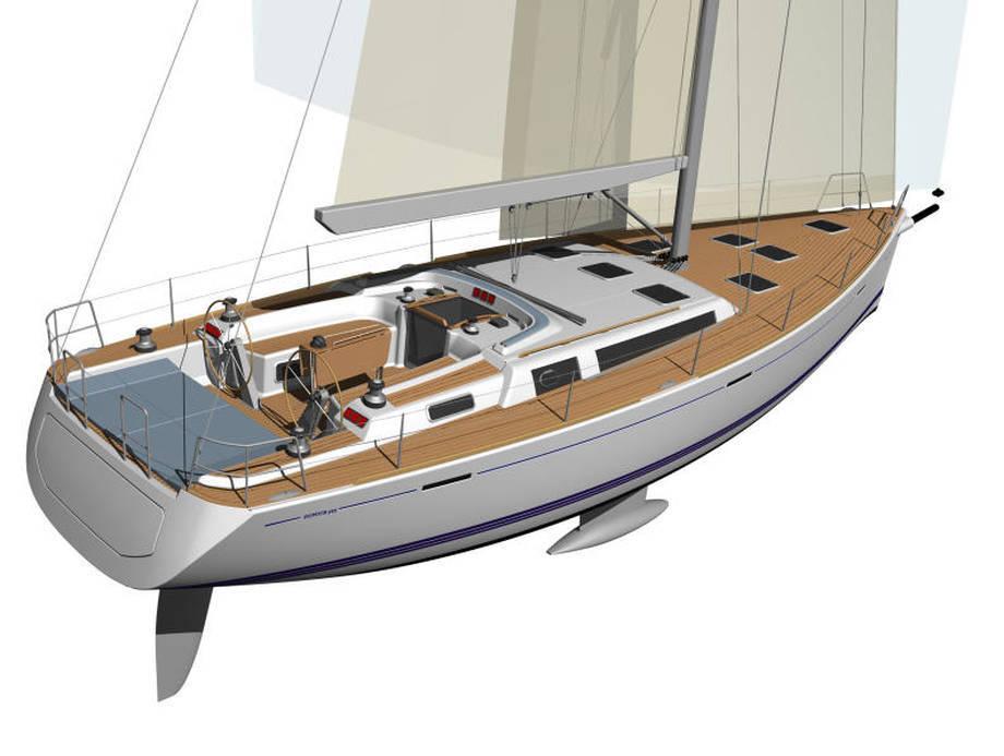 Projektowanie mebli będących zabudową jachtów jest wyjątkowo trudne. Skomplikowanie projektów wynika z ilości miejsca, różnorodności materiałów, uwzględnieniu  czynników takich jak np. środek masy..